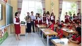 Việt Yên: Sinh hoạt chuyên môn theo nghiên cứu bài học ở bậc tiểu học