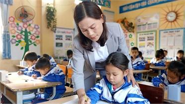 Cô giáo Chu Thị Lan: Đổi mới qua từng bài giảng