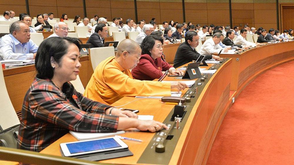 Quốc hội thông qua Nghị quyết về phân bổ ngân sách năm 2021