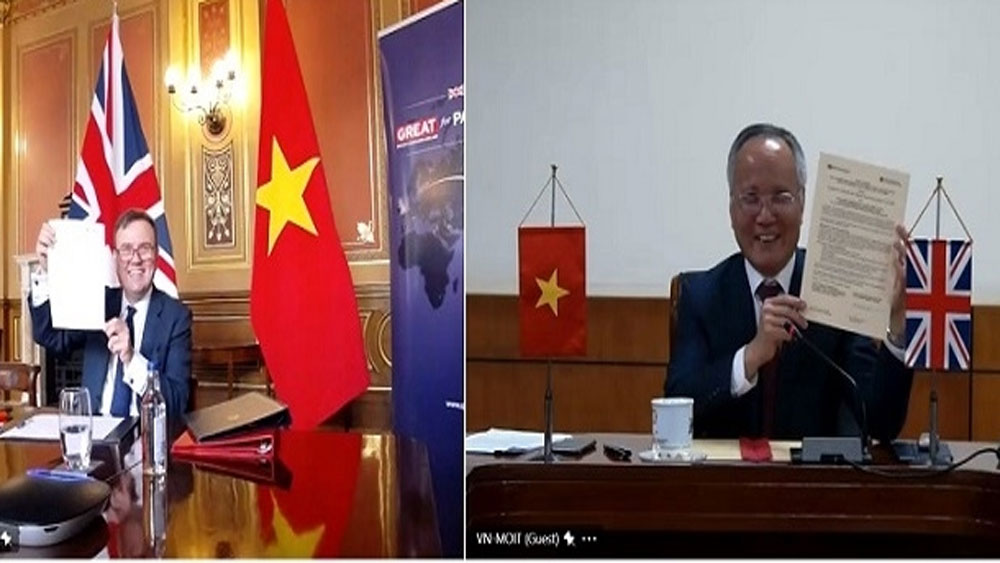 UK supports Vietnam to develop national trade repository