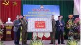 Phó Chủ tịch UBND tỉnh Phan Thế Tuấn dự Ngày hội đại đoàn kết tại huyện Yên Dũng