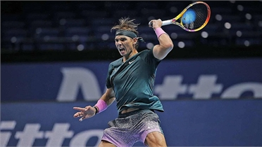 Nadal thắng dễ trận ra quân ATP Finals