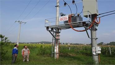 Công ty Điện lực Bắc Giang giảm tỷ lệ tổn thất điện năng còn 5,1%,