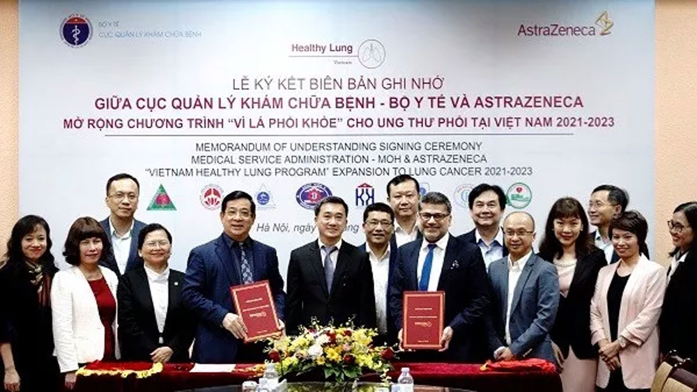 """Vietnam Healthy Lung"" programme to be expanded for three years"