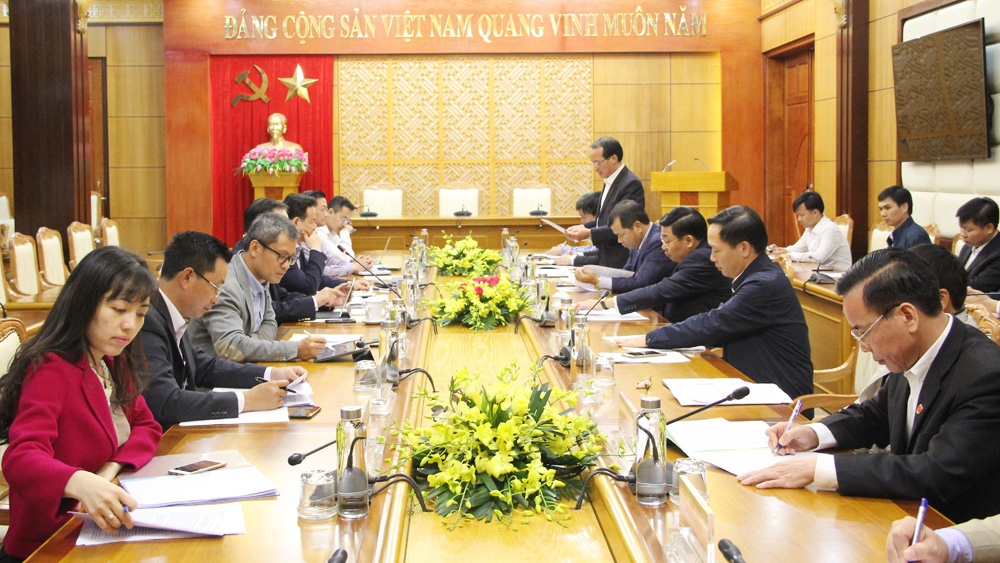 Deputy Foreign Minister calls for international cooperation expansion to draw foreign direct investment project to Bac Giang