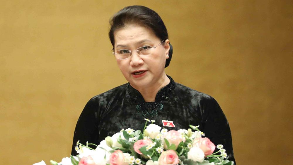 Phát biểu bế mạc kỳ họp thứ 10, Quốc hội khóa XIV của Chủ tịch Quốc hội Nguyễn Thị Kim Ngân