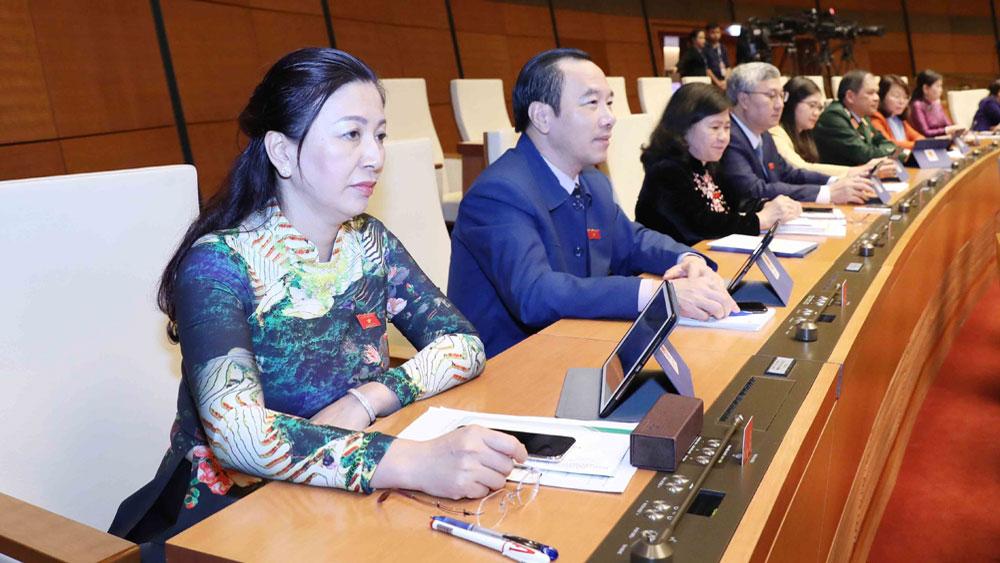 Kỳ họp thứ 10, Quốc hội khóa XIV: Thông qua 7 luật và 13 nghị quyết