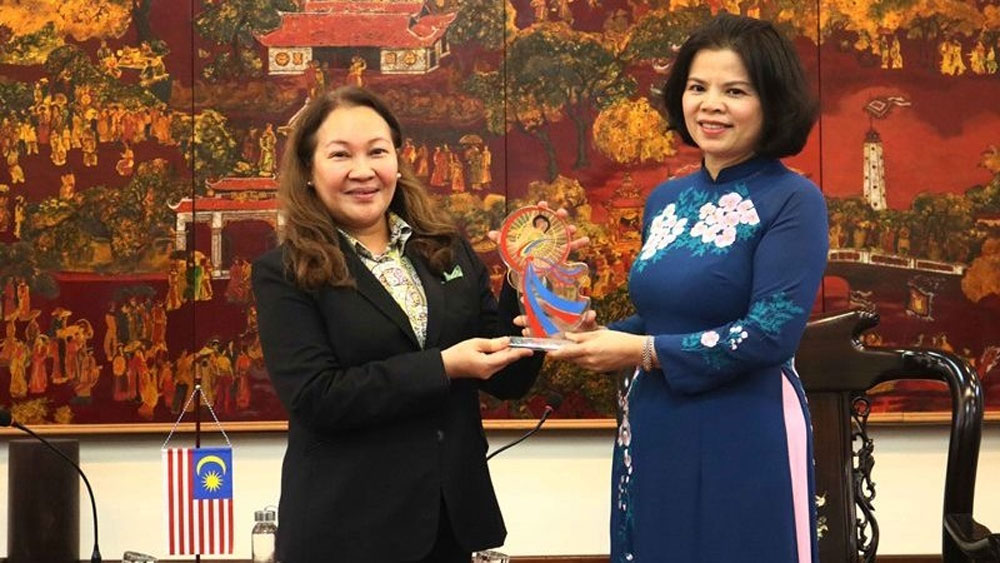 Bac Ninh province, steps up, trade cooperation, Malaysia, Malaysian Ambassador to Vietnam, socio-economic development, investment attraction