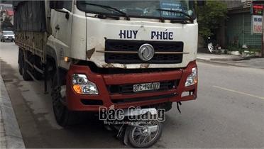 Bắc Giang: Một nam sinh tử vong do tai nạn giao thông