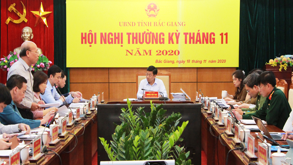 Bí thư Tỉnh ủy, Chủ tịch UBND tỉnh Dương Văn Thái: Tập trung thu ngân sách, giải quyết khiếu nại, tố cáo
