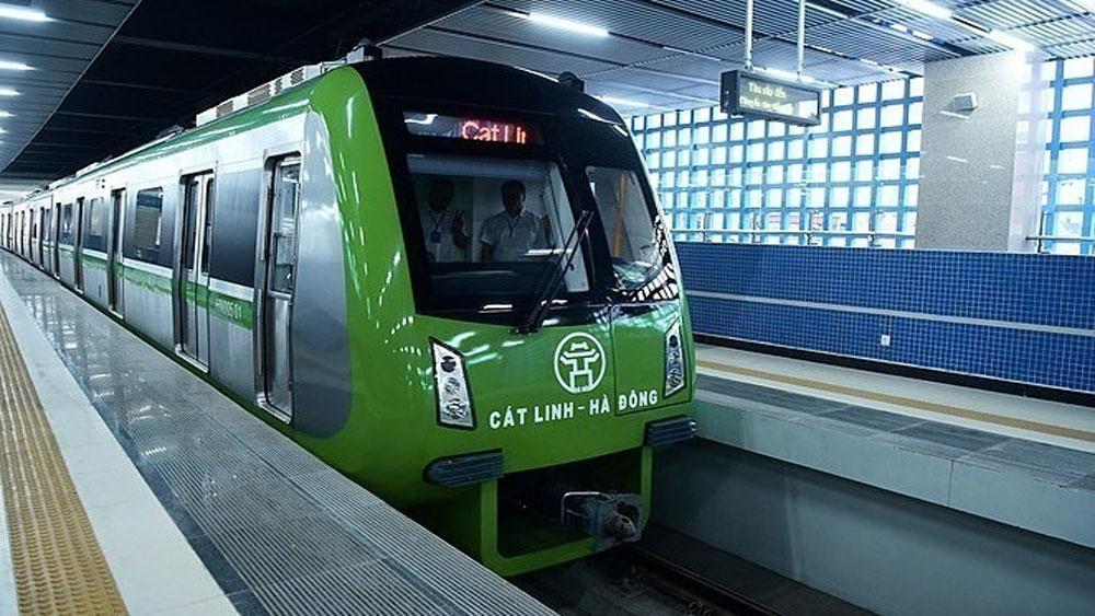 Hanoi's first metro line to start final 20-day test run