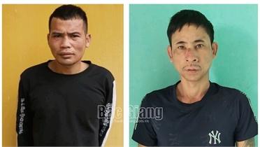 Bắc Giang: Khởi tố nhóm đối tượng gây ra nhiều vụ trộm cắp tại khu công nghiệp