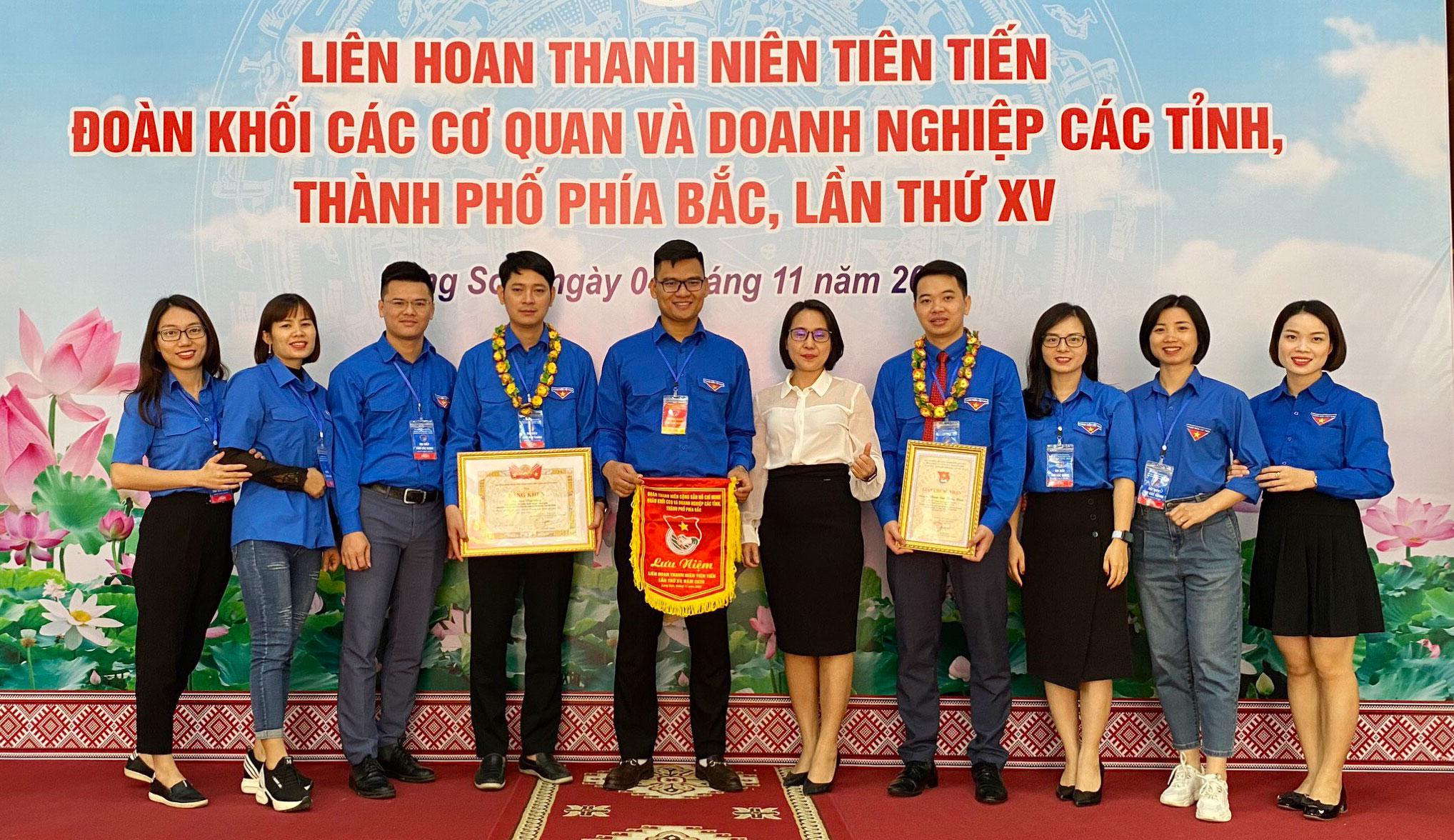 Cán bộ đoàn giỏi chuyên môn, đam mê tình nguyện