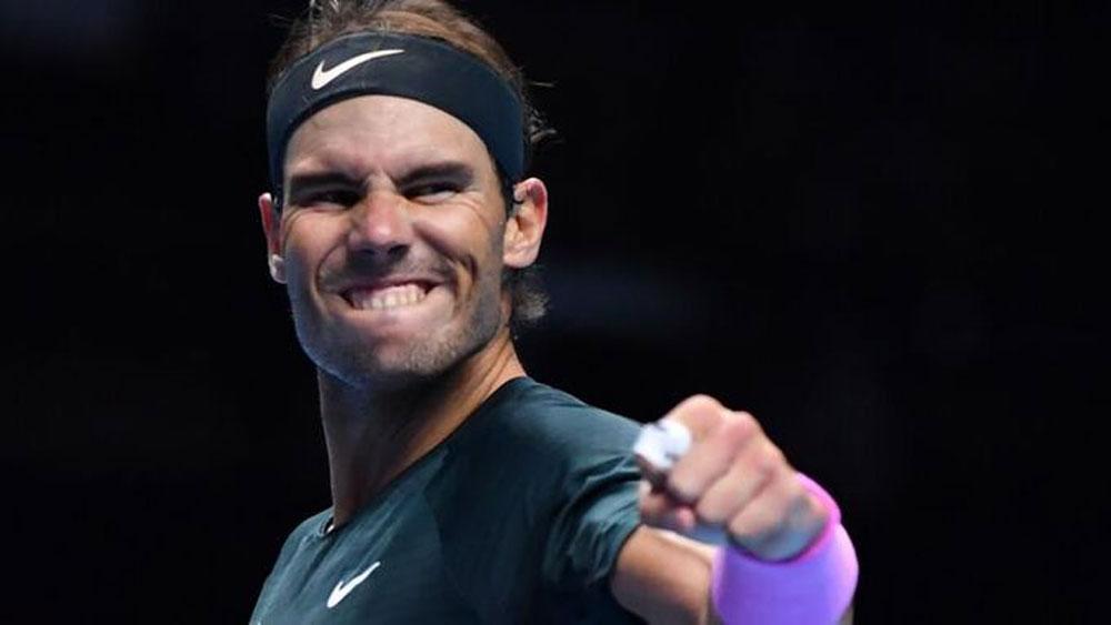adal,ATP Finals,Tsitsipas,ATP Finals 2020