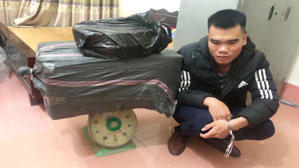 pháo nổ, buôn bán pháo, Bắc Giang