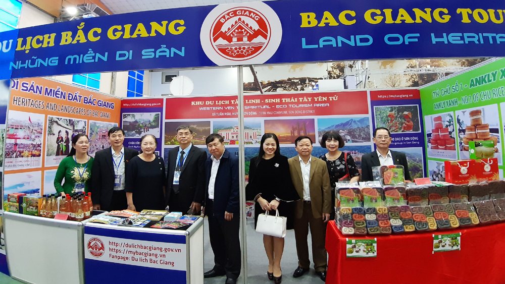 Bac Giang province, cuisine and tourism, Vietnam Int'l Tourism Mart, Digital Transformation, tourism promotion agencies, modern technologies