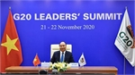 Prime Minister addresses virtual G20 Summit
