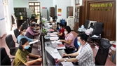Bắc Giang: Áp dụng giải pháp định danh người dùng từ xa tại bộ phận một cửa huyện Việt Yên