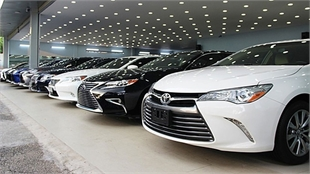 Vietnamese spend $1.9 bln on imported cars