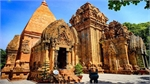 Vietnam temple Po Nagar pinnacle of Champa splendor