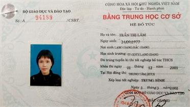 Xã Yên Mỹ (LạngGiang): Cần làm rõ trách nhiệm của bà Trần Thị Lâm