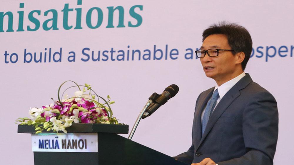 Ứng phó với các nguy cơ rủi ro, cần vai trò của các kỹ sư ASEAN