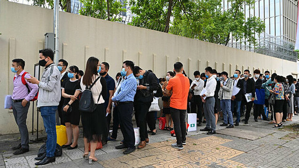 Labor companies, apply for visas, Japan, eases travel ban, Covid-19 pandemic, Labor export companies, non-tourist arrivals