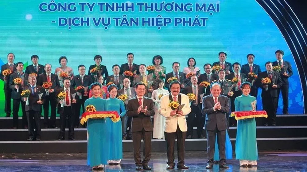 124 enterprises, Vietnam National Brand 2020, long-term, unique trade promotion programme, prestigious enterprises