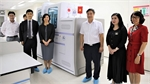 JICA continues to support Vietnam with Covid-19 testing equipment aid