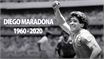 Argentina football legend Diego Maradona dies of heart attack, aged 60