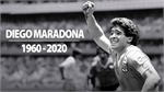 Argentina football legend Diego Maradona dies of heart attack, aged 60