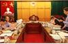 Thẩm tra một số dự thảo nghị quyết trình kỳ họp thứ 12 HĐND tỉnh Bắc Giang khóa XVIII