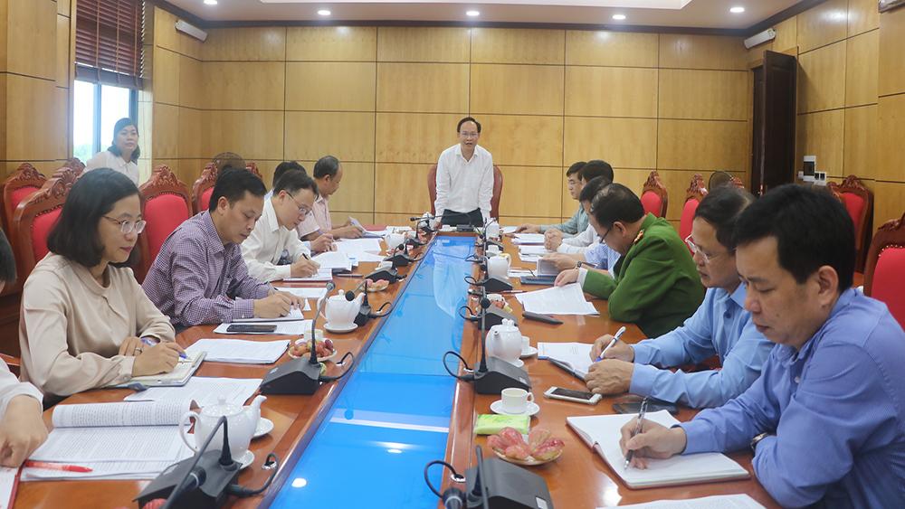Bắc Giang, thành phố Bắc Giang, công tác dân vận, Phạm Văn Thịnh