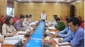Kiểm tra công tác dân vận tại TP Bắc Giang