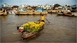 Can Tho to host flower garland, lantern festival