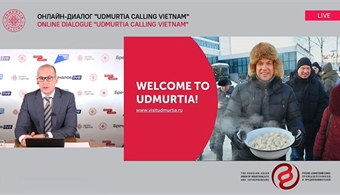 Dialogue seeks to boost Vietnam - Udmurtia trade cooperation