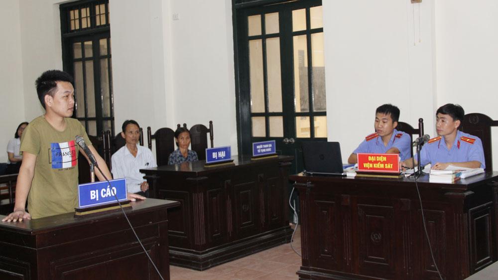 cải cách tư pháp, phiên tòa rút kinh nghiệm, tòa án, Bắc Giang