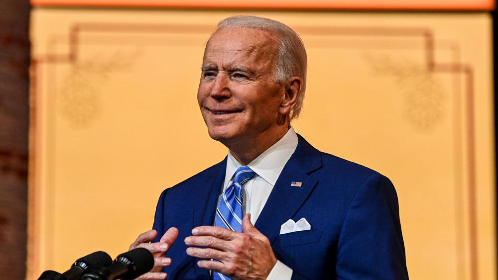 Ông Joe Biden, lựa chọn, đội ngũ truyền thông, toàn nữ giới