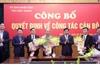 Bắc Giang: Các sở Tài chính, Tài nguyên và Môi trường, Lao động-Thương binh và Xã hội có giám đốc mới