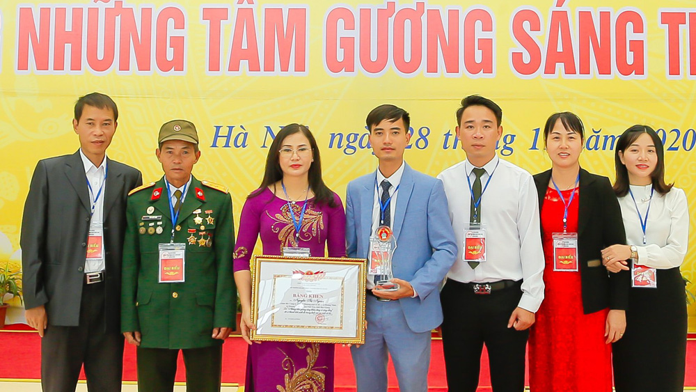 Bắc Giang, tuyên dương, vì cộng đồng, ngành lao động, công tác xã hội