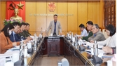 Ban Pháp chế - HĐND tỉnh Bắc Giang thẩm tra một số dự thảo báo cáo, nghị quyết