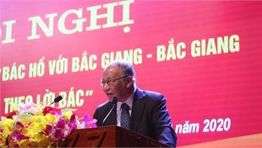 """Thông tin chuyên đề """"Bác Hồ với Bắc Giang- Bắc Giang làm theo lời Bác"""""""