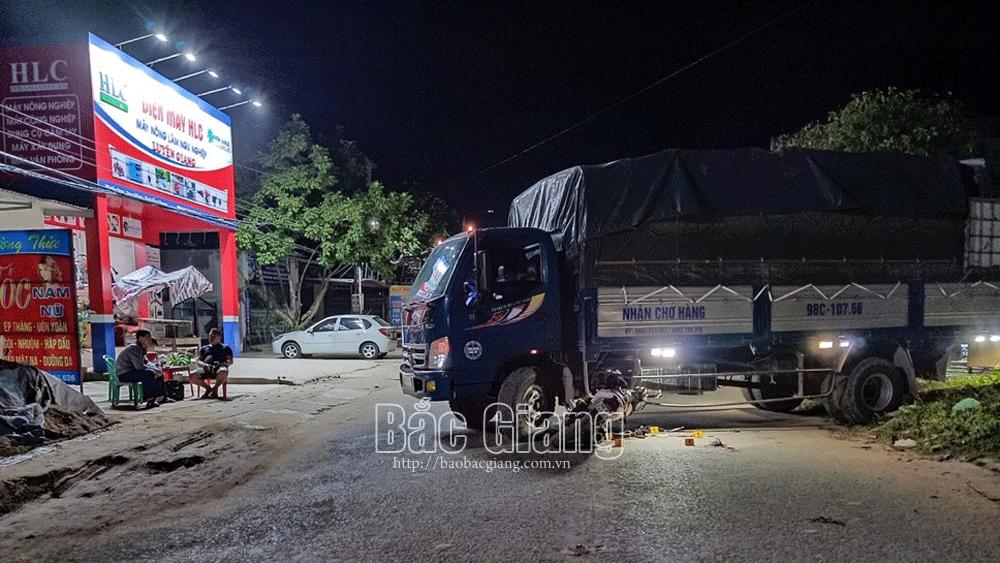 Bắc Giang, Tai nạn giao thông, Ban ATGT Bắc Giang