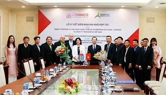 Vietnam, Cuba step up construction cooperation