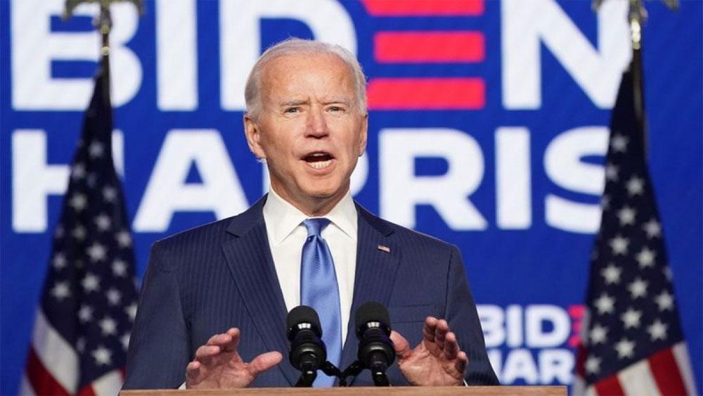 Lãnh đạo Cấp cao Việt Nam, Điện mừng, Tổng thống Hợp chúng quốc Hoa Kỳ Joe Biden