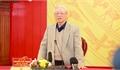 Tổng Bí thư, Chủ tịch nước Nguyễn Phú Trọng: Xây dựng người Công an trong sạch, lành mạnh
