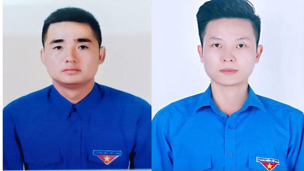Bắc Giang: Hai thanh niên được nhận giải thưởng Lương Định Của
