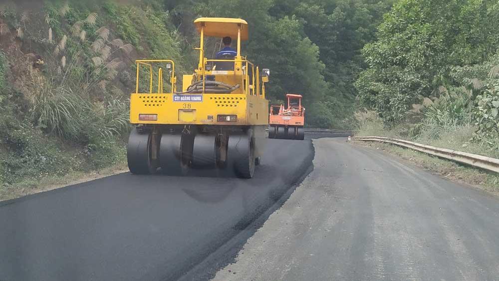 Bắc Giang, hơn 36, tỷ đồng, sửa chữa, quốc lộ 279