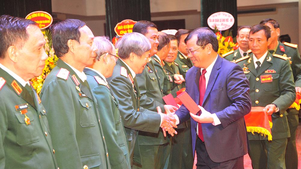 Cựu Chiến binh Quân Giải phóng Miền Đông Nam Bộ tỉnh Bắc Giang: Viết tiếp truyền thống hào hùng