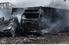 4 người Việt bị thương do cháy nổ ở biên giới Việt-Lào